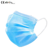 Coronavirus 3 Ply Non-Woven Masks EN14683 Medical Disposable Face Mask For Hospital
