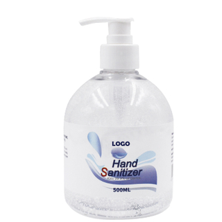 500 Ml Waterless Instant Hand Sanitizer To Kills 99.9% of Germs 75% Alcohol Hand Sanitizer Gel For Hospital