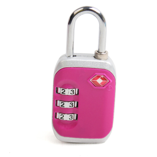 13328 Wholesale Customized Travel TSA Combination Lock