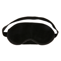13429 Sleep Black Elastic Breathable Gel Eyemask