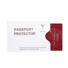 13590 Specially-lined RFID Paper Passport Sleeve