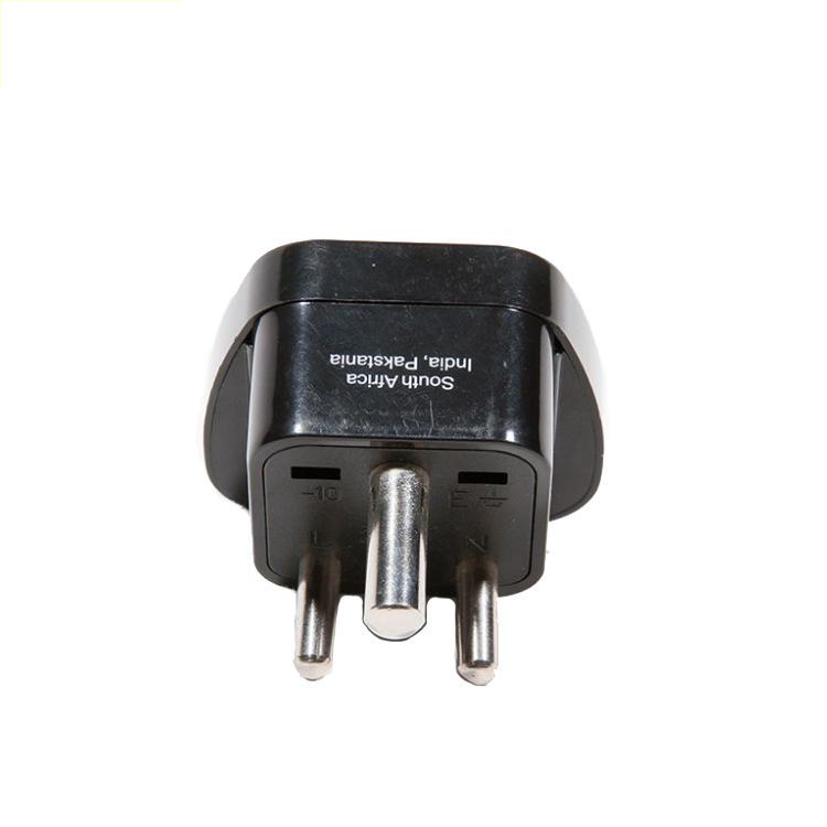 13660G Gift 10A Travel Adapter 3 Pin South Africa Indian Plug