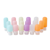 13773 Portable Mini Silicone Travel Bottle Set Travel Accessories Set