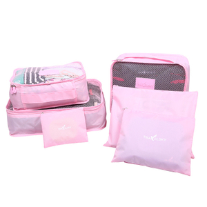 13567 Polyester Luggage Organizer Set