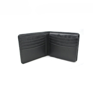 13588B Leather Men Wallet with Advanced RFID Secure