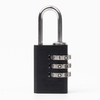 13001B Hot Sales Aluminium 3 Digit Combination Luggage Padlock