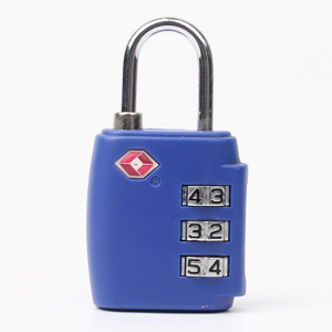 13332 3 Digital Combination Luggage TSA 007 Lock