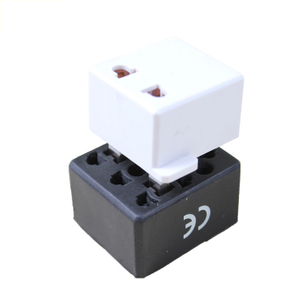 13675 Worldwide Travel Charger Converters Electrical Multi Socket Plug International Universal Travel Adapter